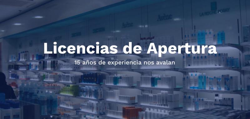 Web de permisos de apertura nuevos negocios Barcelona