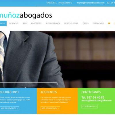 web para abogados clicaweb.com